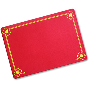 Close-Up Pad VDF 4 Ace 23x16 - Red