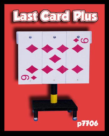 Last Card Plus