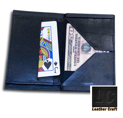 Himber Wallet, Leather - Leather Craft