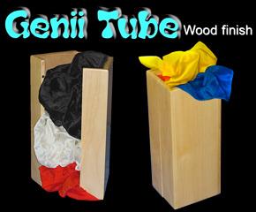 Genii Tube - Wood Finish