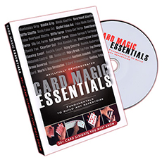 Card Essentials Extreme DVD