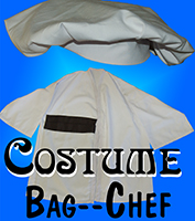 Costume Bag - Chef