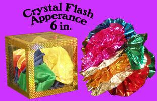 "Crystal Flash Appearance Box 6"""
