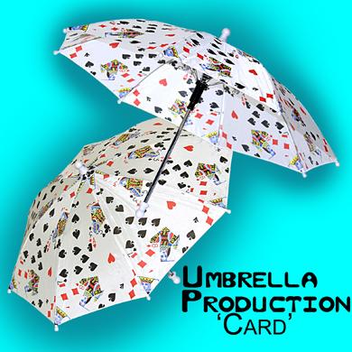 Parasol Production - Card Design