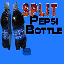 Split Pepsi Bottle - I. Pickle