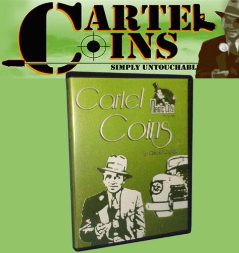 Cartel Coins w/ DVD