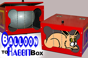 Balloon to Rabbit Box - Revolving