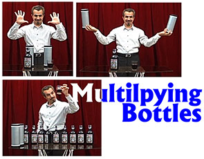 Multiplying Bottles #10  w/ DVD - Tora