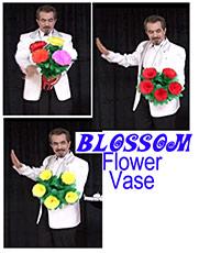 Blossom Flower Vase Triple - Tora