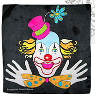 "Silk - Clown SET, 24"" - Italy"