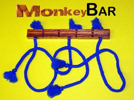 Monkey Bar - Wood
