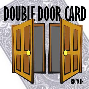 Double Door Card - Bicycle