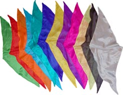 "Silk - 18"" Diamond, Assorted"