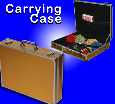 Carrying Case - Aluminum