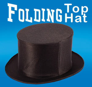 Folding Top Hat, Boxed