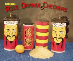 Rice, Orange & Checkers