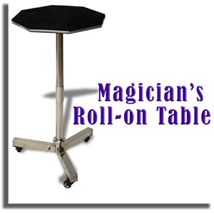 Rolling Table - Steel