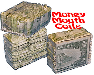 Mouth Coils - Dollar Bill