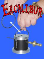 Excaliber Block & Sword - Europe