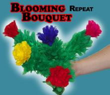 Blooming Bouqt - Repeat, 5 - Flower Magic Trick