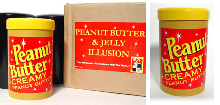 Peanut Butter & Jelly Surprise - USED