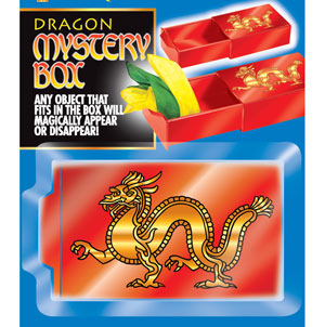 Drawer Box - Mystery Dragon