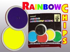 Rainbow Chips - Jumbo