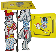 Folding Table - Rabbit Kid Show