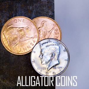 Alligator Coins