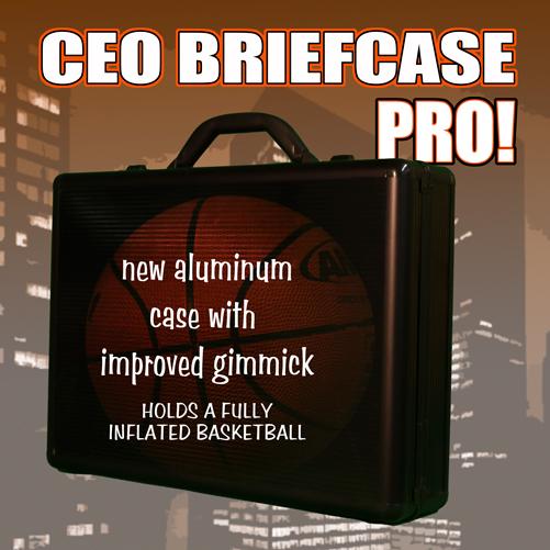 CEO Production Briefcase - PRO!