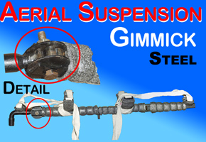 Aerial Suspension Harness Only - Illusion / Magic Trick