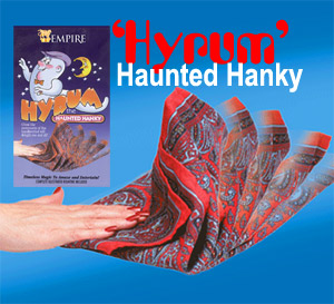 Hyrum the Haunted Hank