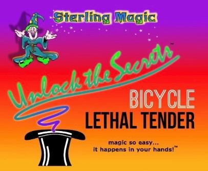 Lethal Tender Half Bicycle- Sterling