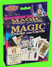 Magic Set - Gimmick Cards, Boxed