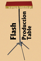 Flash Production Table - Stage / Parlor / Magic trick