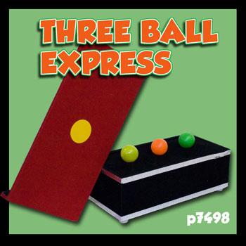 Three Ball Express