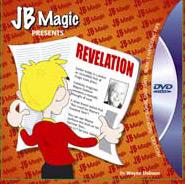 Revelation w/ DVD - JB