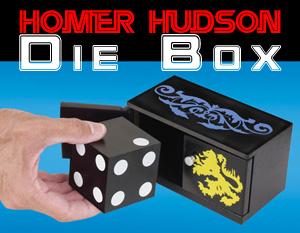 Die Box - Homer Hudson Style