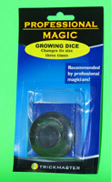 Growing Dice - Blister Card
