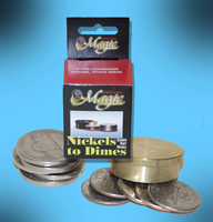 Nickels to Dimes - Boxed, Royal