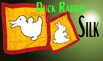 Duck - Rabbit Silk