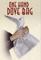 Dove Bag - Black, 1-Hand - Bazar - Animal Magic Tr