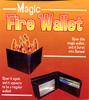 Hot Fire Wallet