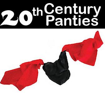 """20th Century Silk Panties 18"""" - Europe"""