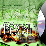 Royal Flash w/ DVD - JB