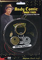 Silver Washer w/ DVD