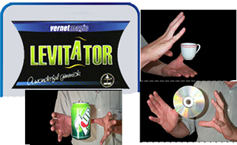 Levitator -Vernet- Close Up / Stage Street Magic T