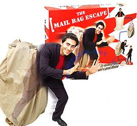 Mail Bag Escape w/ Bar - Boxed