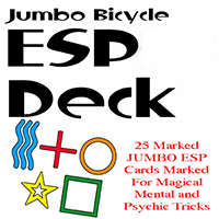 ESP Deck - Jumbo Bicycle