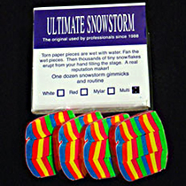 Snow Storms - Multi-Color Cresey